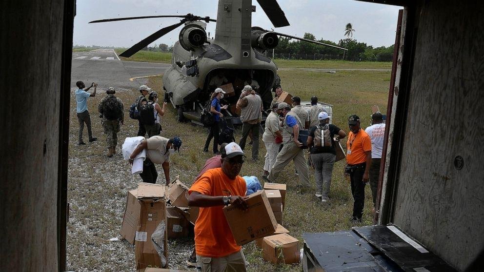 Haitian gang boss offers to help in quake relief efforts