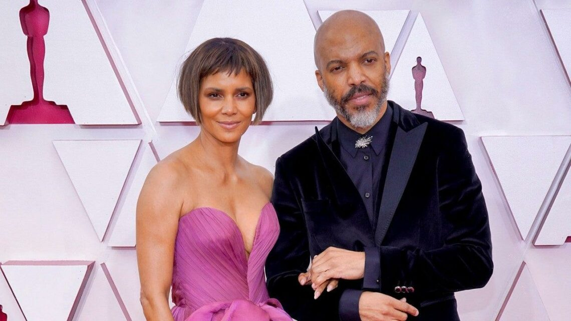 Halle Berry Celebrates 55th Birthday With Serenade From BF Van Hunt