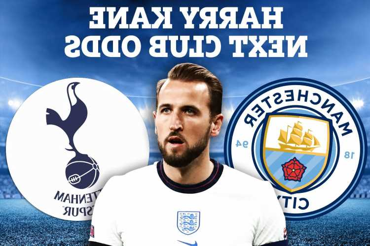 Harry Kane transfer news – Man City backed to clinch £150m deal after Tottenham defeat as bookies SLASH odds