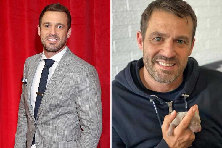 Hollyoaks' Jamie Lomas slammed for buying tiny pedigree dog as fans fear for its well being