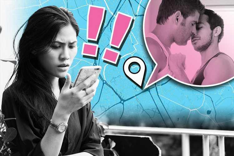I caught my boyfriend cheating using a car-tracking app