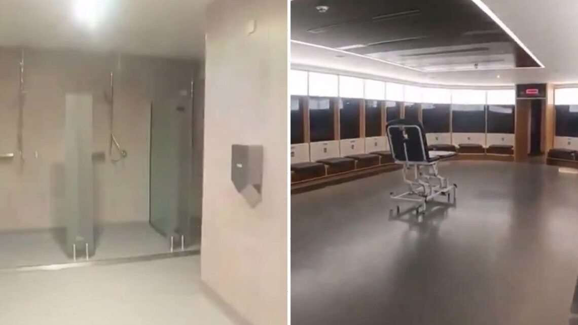 Inside Man Utd's away dressing room after £20m revamp at Old Trafford with Glazers promising 'much more investment'