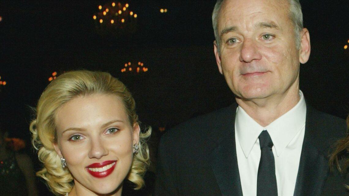 Inside Scarlett Johansson's Relationship With Bill Murray