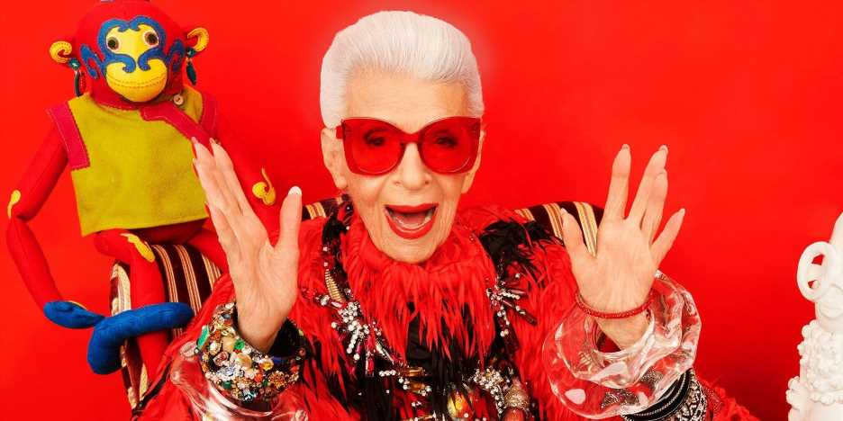 Iris Apfel Is 100 — And She's Not Slowing Down in the Slightest