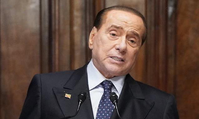 Italy's former PM Silvio Berlusconi in hospital after Covid scare