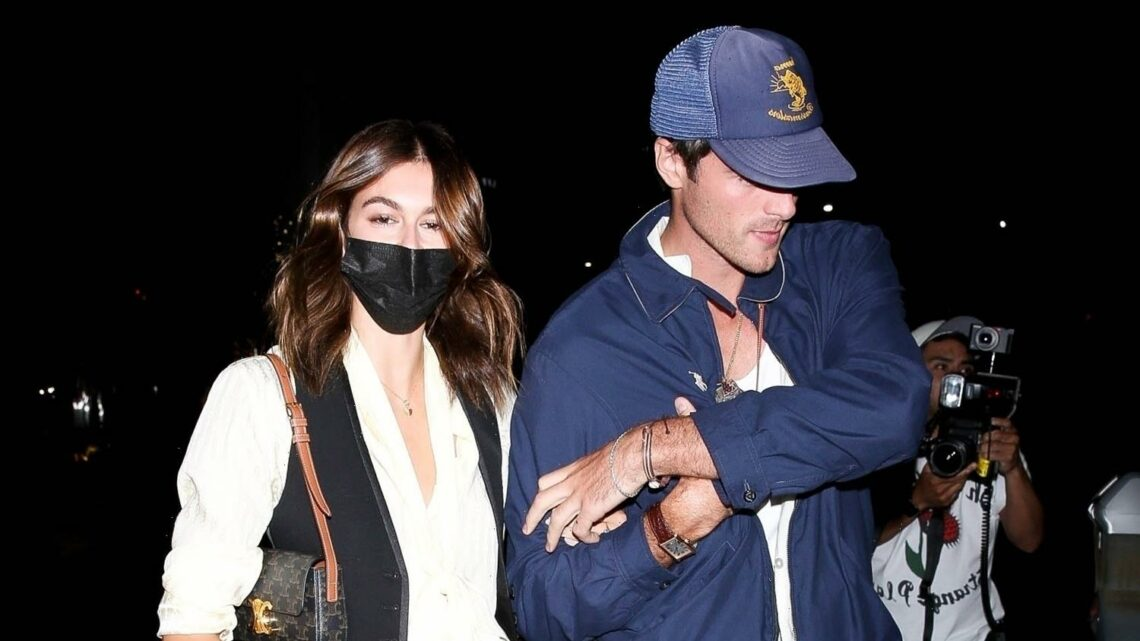 Jacob Elordi Spotted on Friday Night Sushi Date with Kaia Gerber!