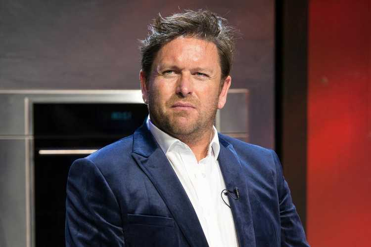 James Martin rushed to hospital and thanks A&E staff for 'stitching him up' after accident