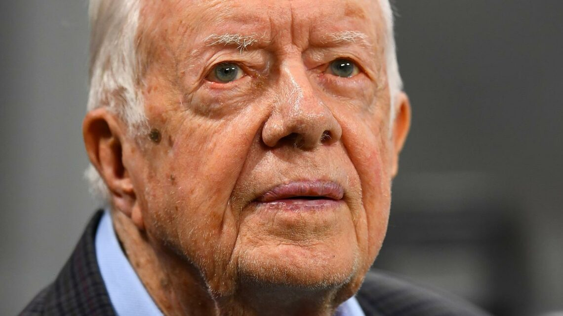 Jimmy Carter Is Trending On Twitter And It Has Nothing To Do With Politics