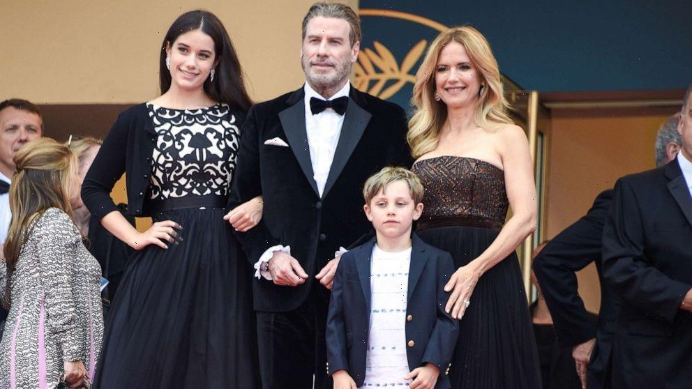 John Travolta reveals conversation with son about Kelly Preston's death
