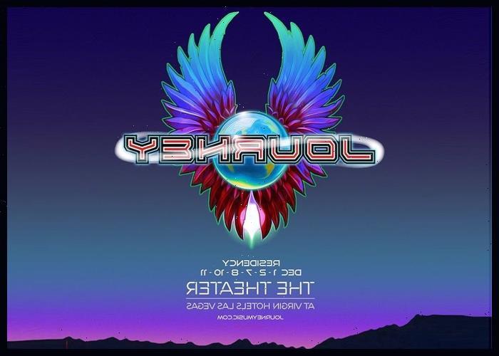 Journey Announce Las Vegas Residency In December
