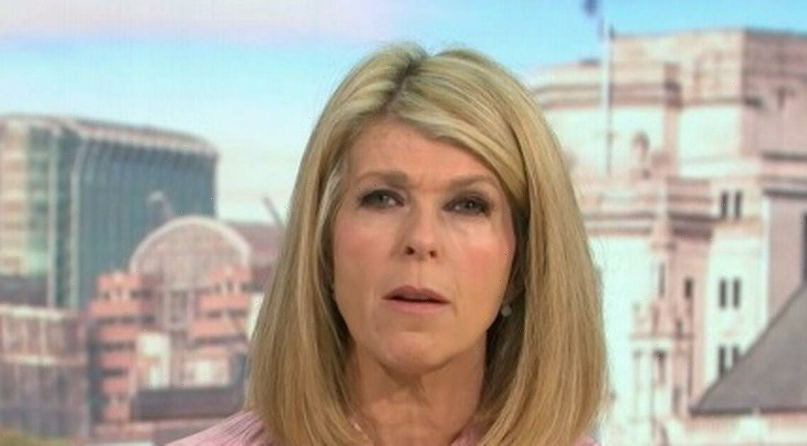 Kate Garraway shares Piers Morgan was very cross after losing out on award