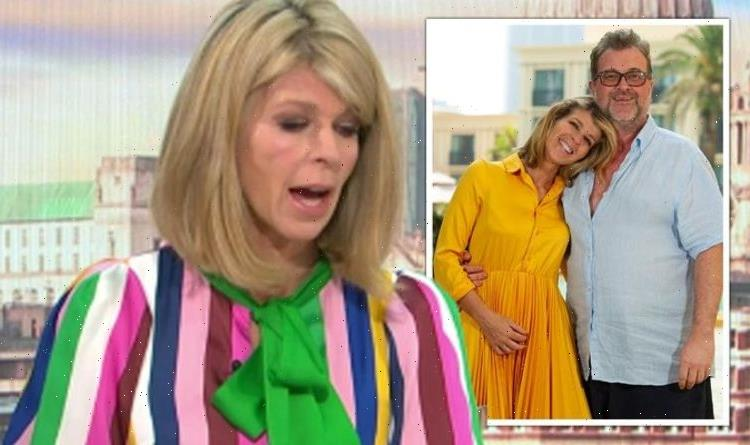 Kate Garraway's for hopes for Derek dashed as she details recovery 'Might be a bit soon'