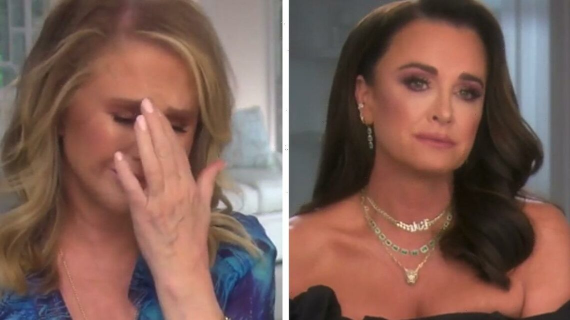 Kathy Hilton, Kyle Richards Reveal What Was Behind Years-Long Feud and 'Setbacks' In Their Relationship