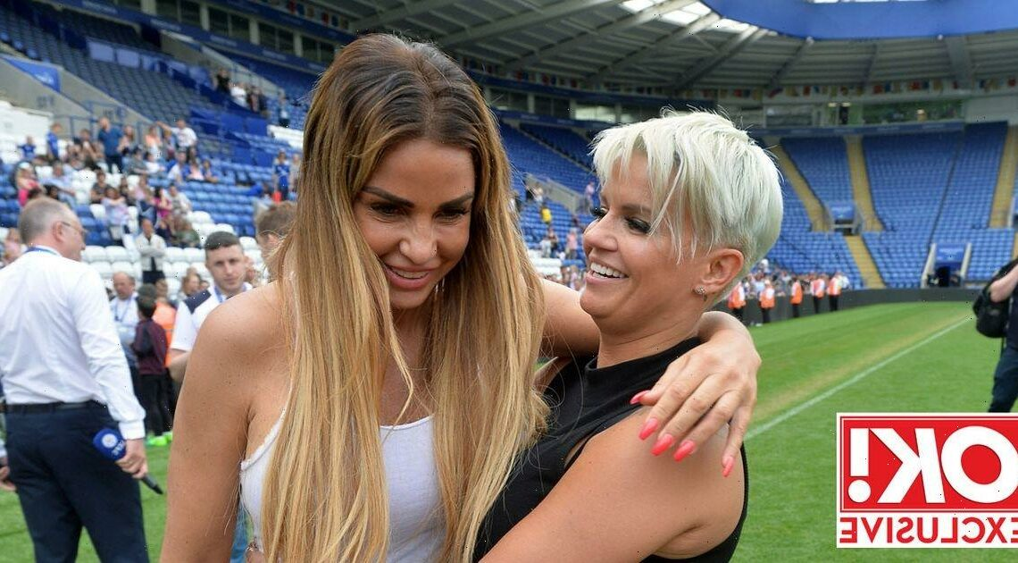 Kerry Katona reaches out to pal Katie Price after shock attack