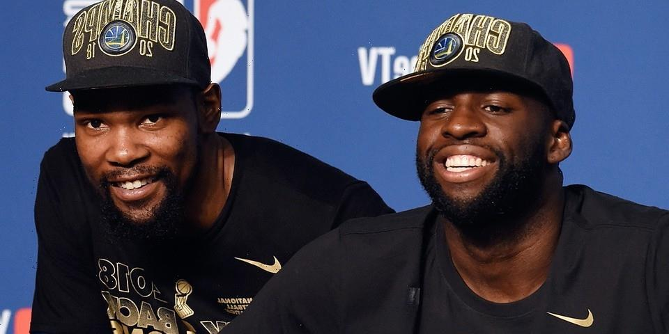 Kevin Durant Clarifies If His Argument With Draymond Green Caused Him To Leave the Warriors