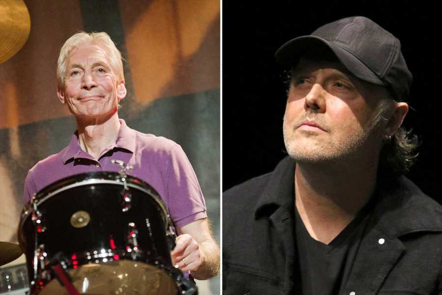 Lars Ulrich on Charlie Watts: 'People Didn't Understand How Valuable He Was'