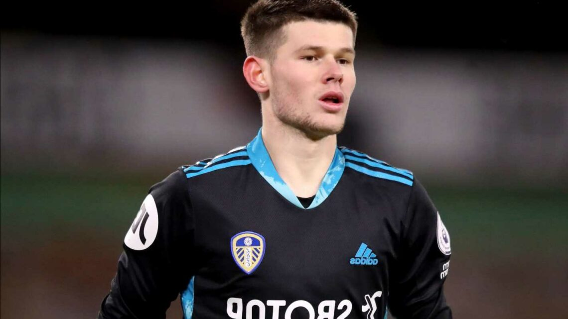 Leeds in talks to tie down Illan Meslier to new long term deal after 21-year-old France star's brilliant breakthrough