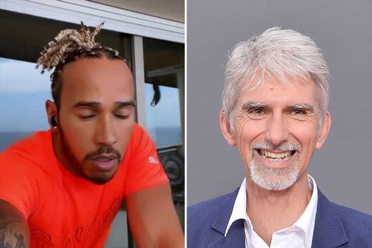 Lewis Hamilton 'out of energy' and facing burnout after Mercedes star's Covid battle, claims F1 legend Damon Hill