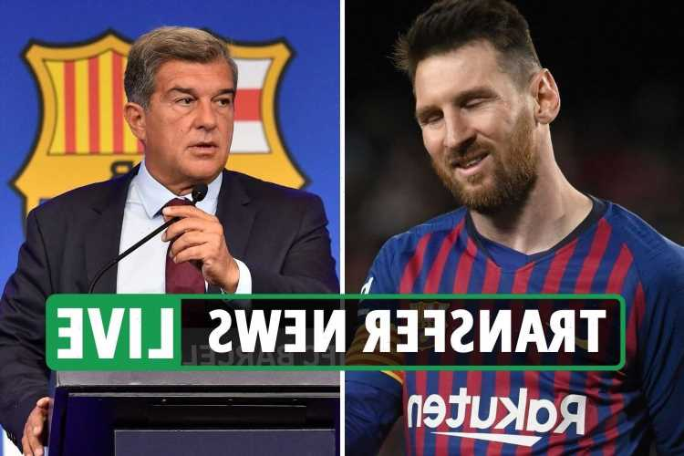 Lionel Messi 'has multiple transfer offers' LATEST, Lukaku Chelsea updates, Grealish joins Man City – transfer news live