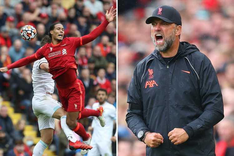 Liverpool boss Jurgen Klopp slams Burnley's dangerous 'wrestling' tactics and calls on Premier League to protect players