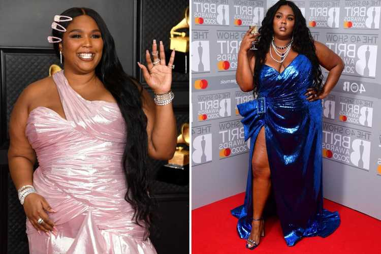 Lizzo admits she refuses to wear deodorant and 'smells better' because of it