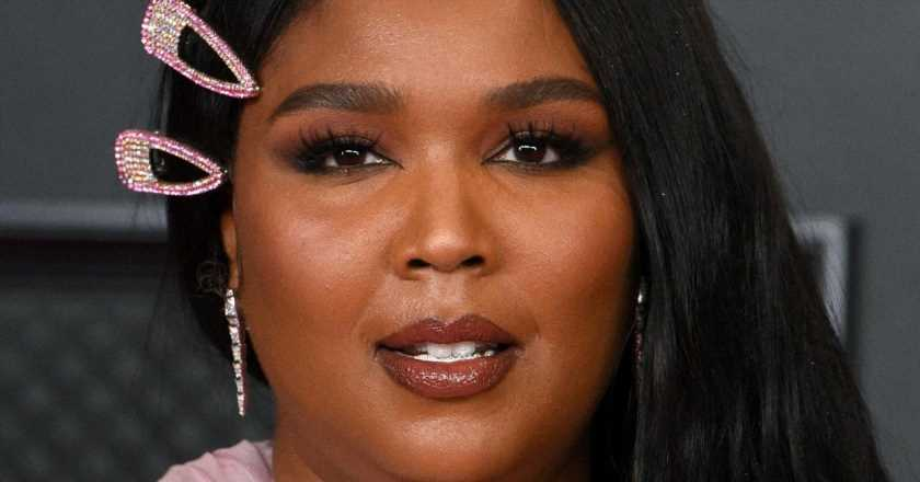 """Lizzo breaks down over """"fat-phobic and racist abuse"""" she receives daily"""