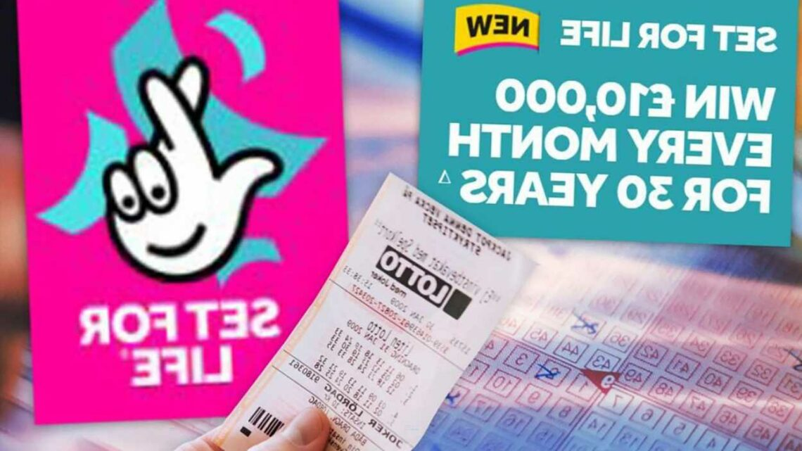 Lottery results LIVE: National Lottery Set For Life draw tonight, August 26, 2021