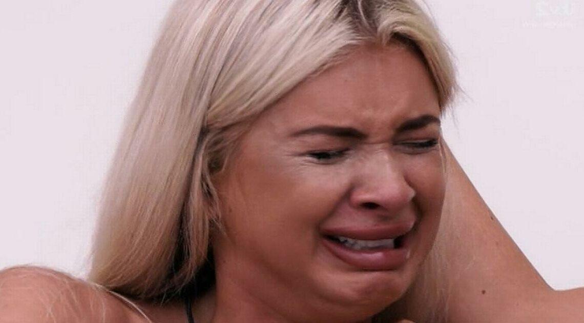 Love Island Amy Hart's mum thinks Liberty 'will quit villa ' after dumping Jake
