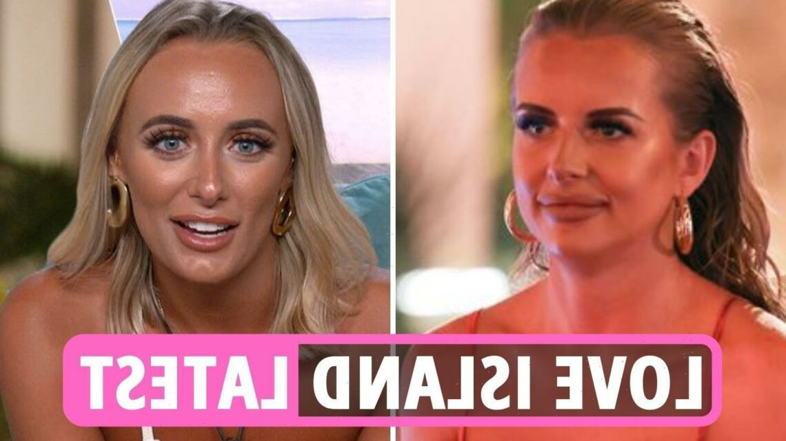 Love Island UK 2021 news – Liberty unveils stunning new look & denies Hugo chat as Faye says she hasn't spoken to Millie