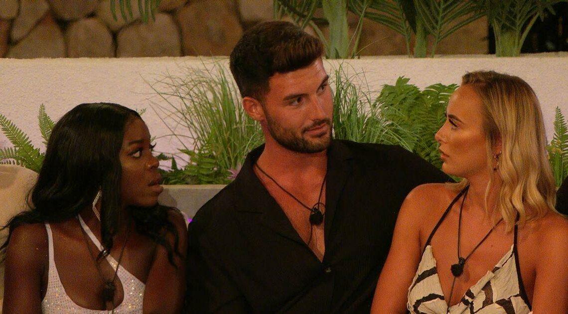 Love Island fans convinced Liam has secret crush on Kaz after growing close in villa