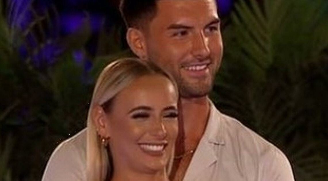 Love Islands Millie says she could cry over romantic surprise from Liam
