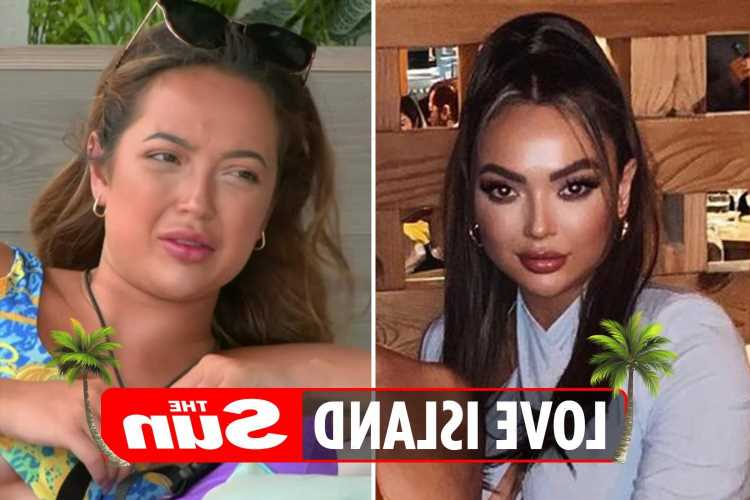 Love Island's Sharon accused of 'catfishing' as fans claim she looks 'like a completely different person' on Instagram