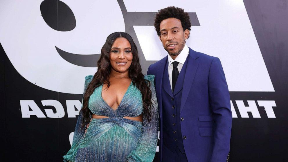 Ludacris and his wife Eudoxie welcome daughter: See the adorable 1st photos