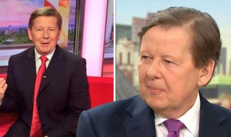 Made us feel safe Bill Turnbull bids farewell as ex-colleague steps down after 13 years