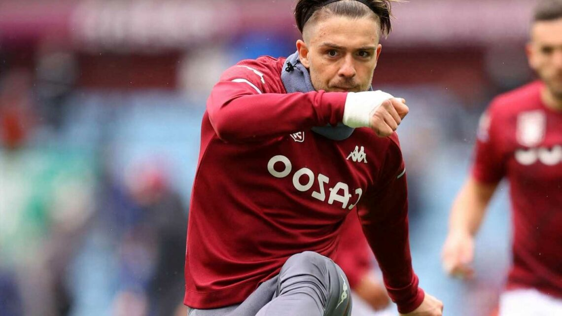 Man City plan to hand Jack Grealish debut in Community Shield clash with Leicester as they push for transfer