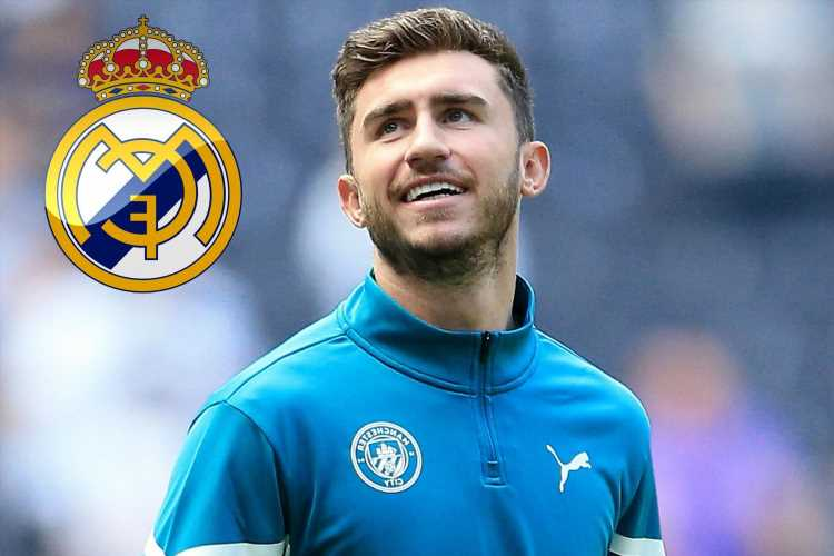 Man City ready to let Aymeric Laporte leave if £60m transfer fee is met as Real Madrid and Juventus eye defender
