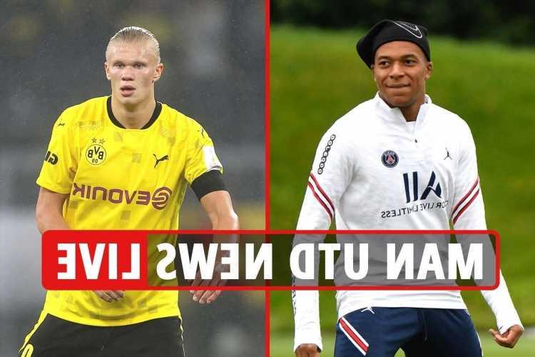 Man Utd transfer news LIVE: Mbappe top striker target, Haaland £64m release clause in two weeks, Harry Kane interest
