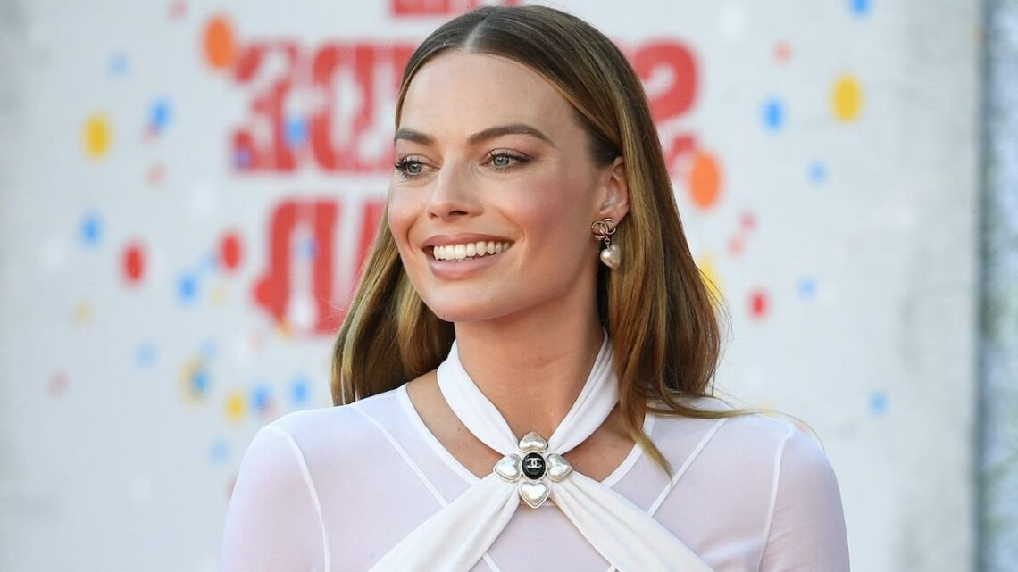 Margot Robbie Thought She'd Be 'Arrested' After Her 'Wolf of Wall Street' Audition