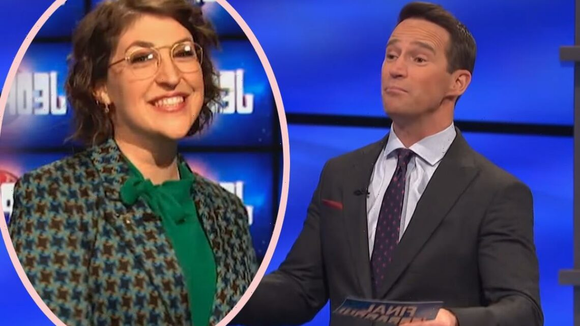 Mayim Bialik Steps Past Her Own Controversy To Take Over As Jeopardy! Host – For Now Anyway!
