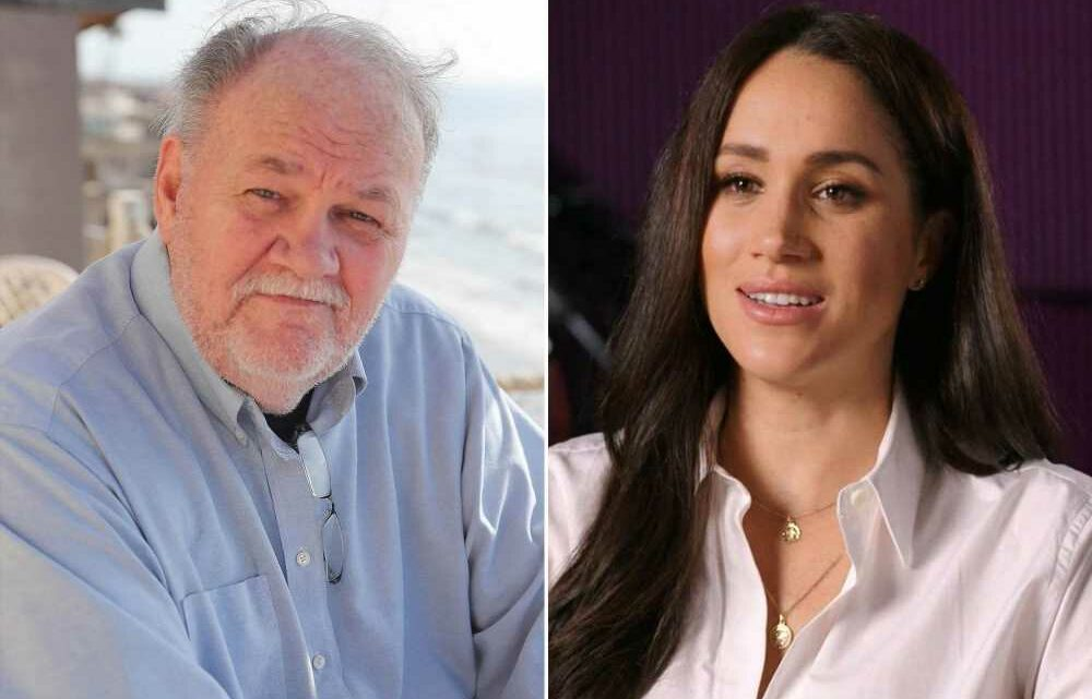 Meghan Markle allegedly ignores birthday flowers from her father Thomas Markle