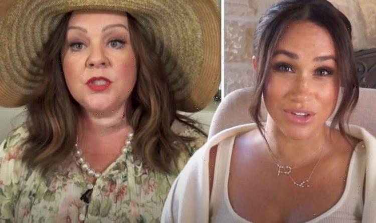 Meghan Markle's birthday video overshadowed by Melissa McCarthy's spider bite injury