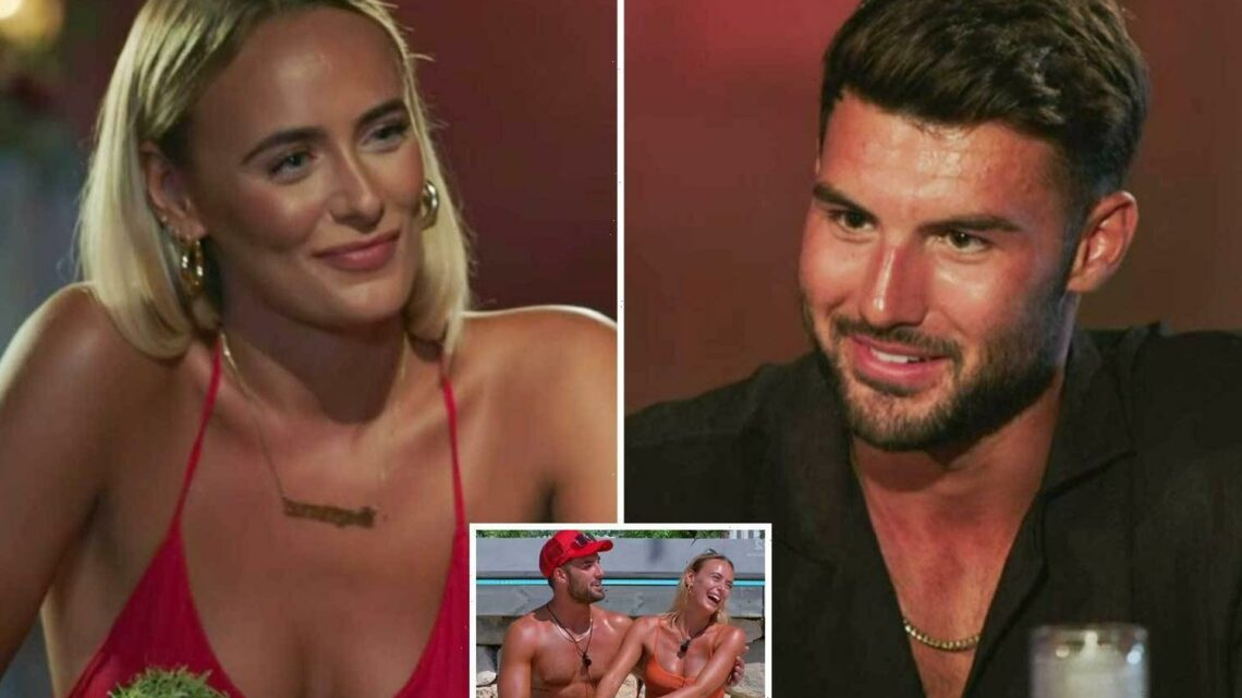Millie and Liam will come SECOND on Love Island final tonight claim fans who've spotted a 'clue' – but did you see it?
