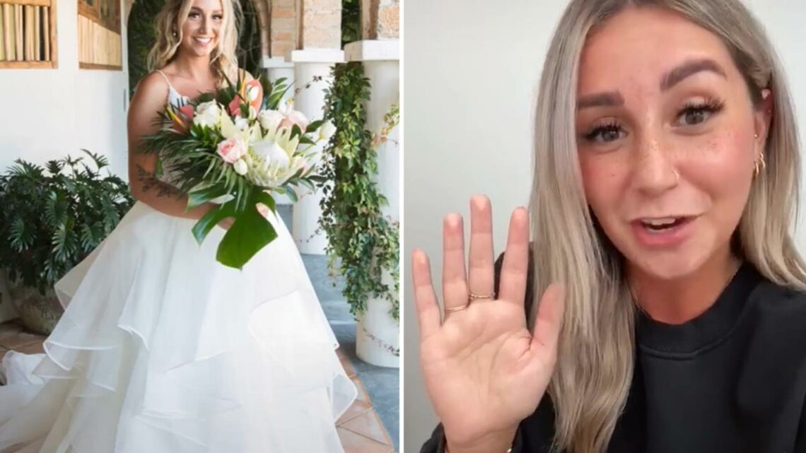 My new husband dumped me a DAY after our wedding when my 'jealous' mother-in-law made him choose between us – The Sun