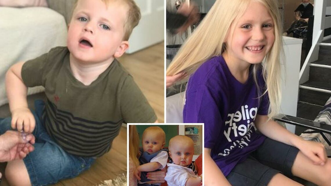 My seven-year-old son was mistaken for a girl for years – all so he could honour the best friend he lost