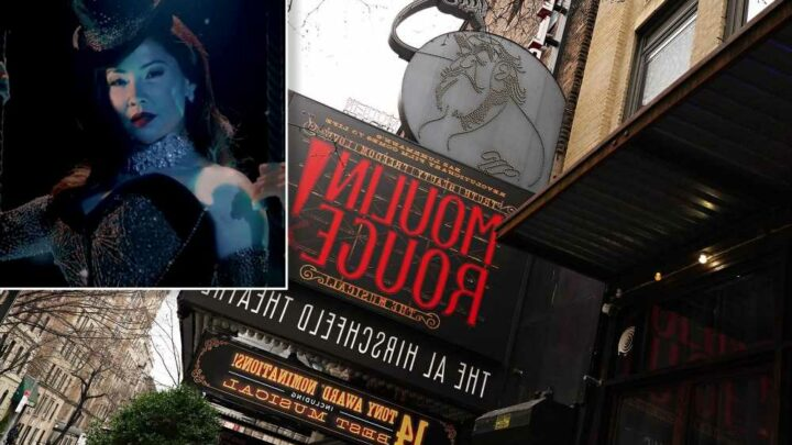 Natalie Mendoza is the new Satine in Broadways Moulin Rouge!