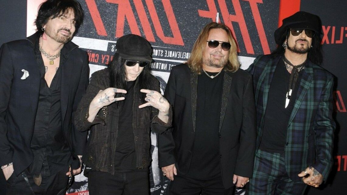 Nikki Sixx on Cancellation of Motley Crue's 2021 Tour Amid Pandemic: Not A Hard Decision to Make