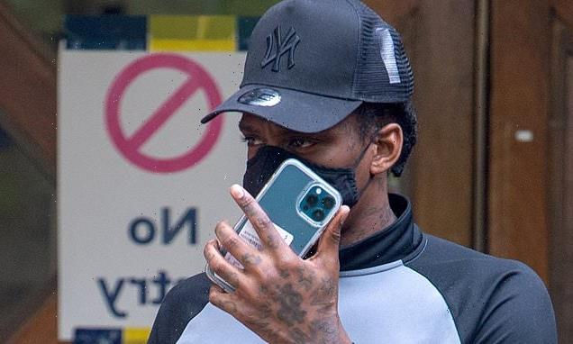 Nile Ranger, 30, admits failing to give breath test for drink-driving