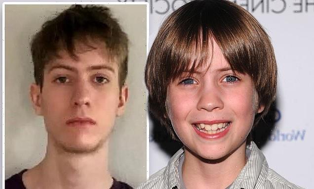 Officials announce that actor Matthew Mindler,19, died via suicide