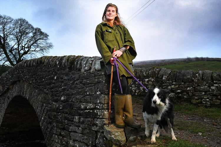 Our Yorkshire Farm's Amanda Owen horrified as she wakes up to find lost tourist sat in her living room