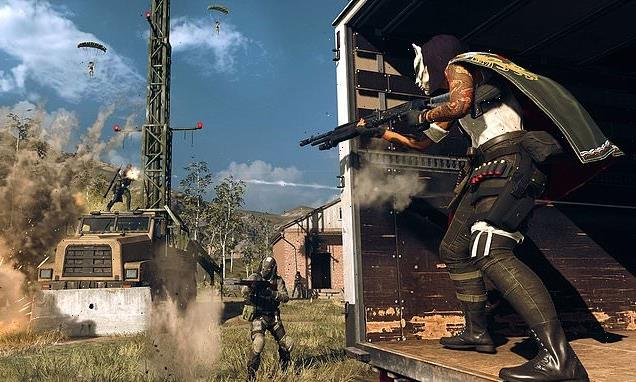 Over 100,000 more Call of Duty players banned for cheating